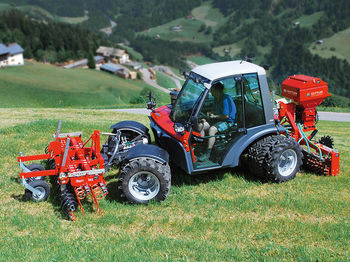 GreenMaster Alpin 300